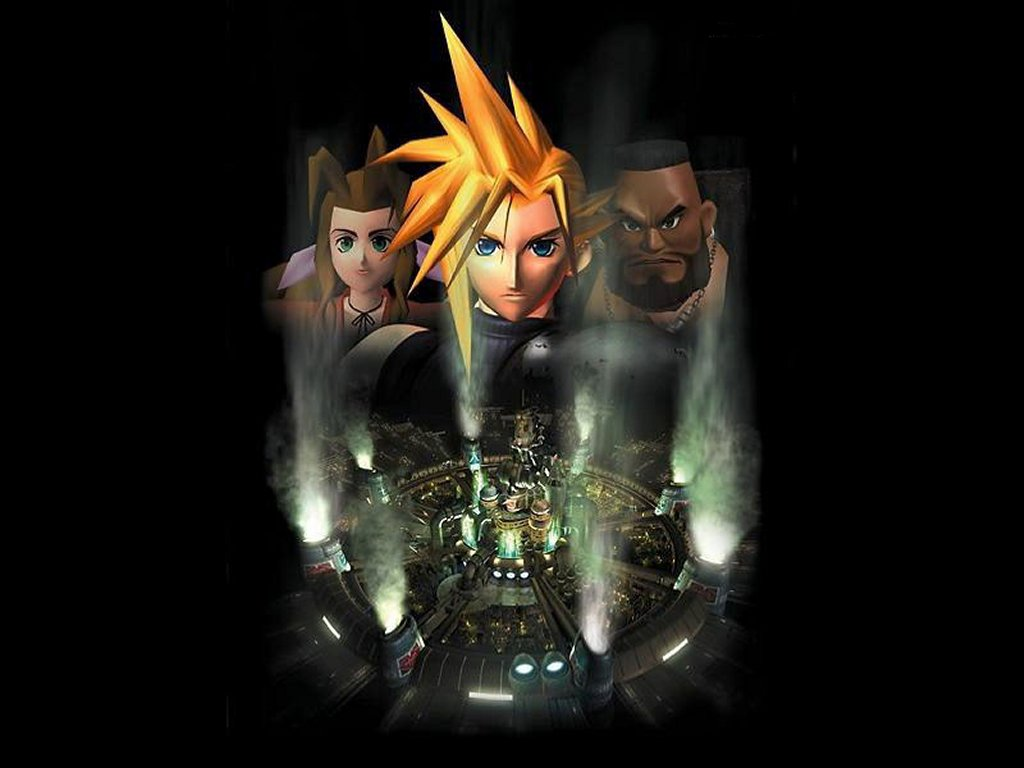 Final Fantasy Vii 7 Ffvii Ff7 Wallpaper Ffwa