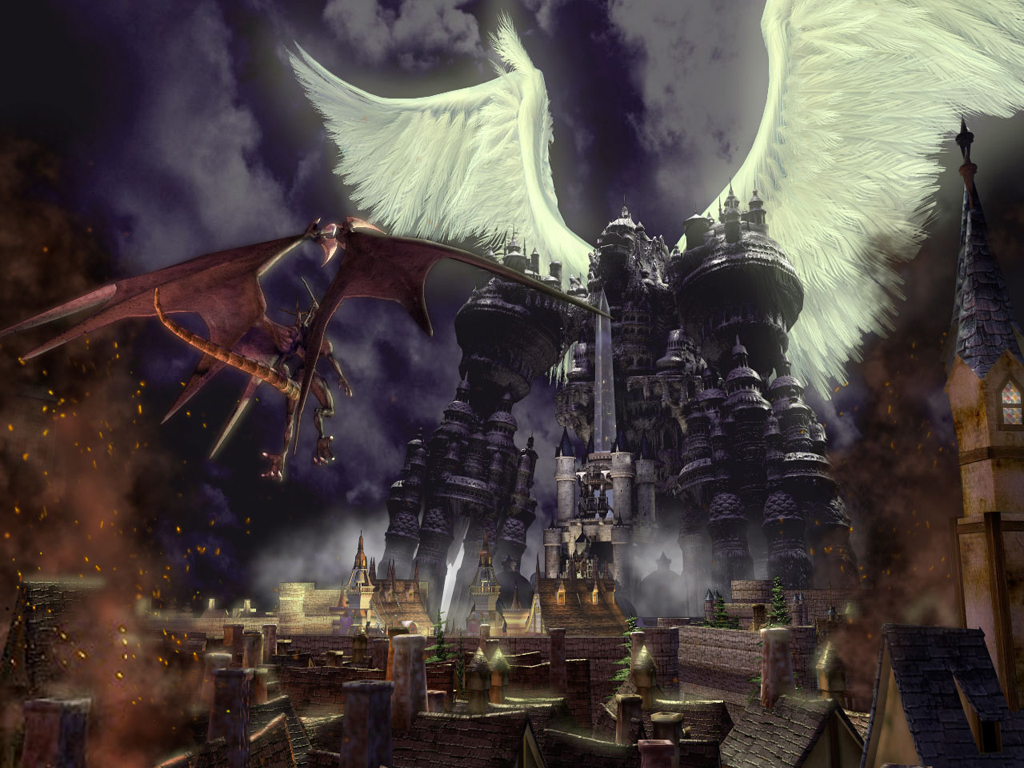 Final Fantasy IX | 9 | FFIX | FF9 - Wallpaper - FFWA